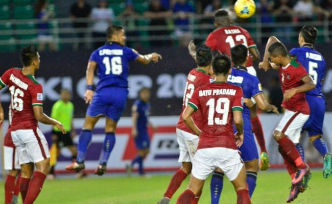 Live Streaming Thailand vs Indonesia Final AFF leg 2