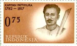 Pattimura_1961_Indonesia_stamp